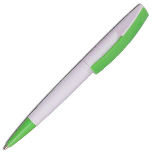 עט כדורי גרביטי לבן