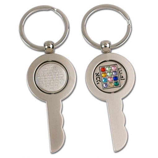 מחזיק מפתחות מפתח חושן