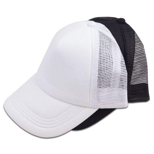 כובע ראפר חלק