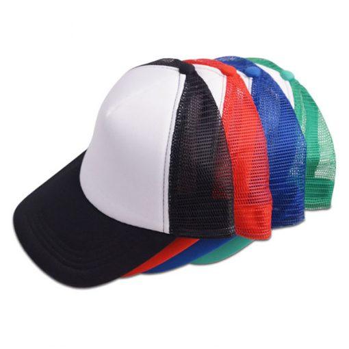 כובע ראפר משולב