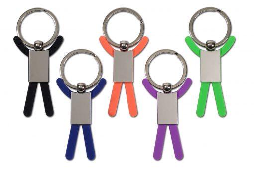 מחזיק מפתחות האפי מן