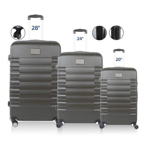 סט מזוודות בואינג