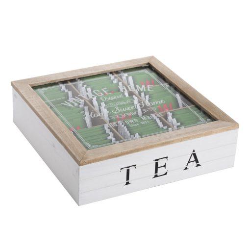 קופסת תה ווילס