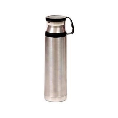 תרמוס מעוצב עם כוס שקופה