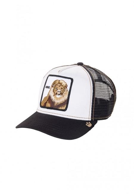 כובע מצחיה LITTLE KING