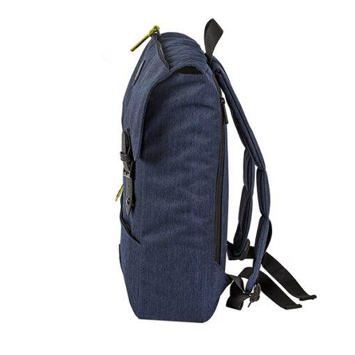 """תיק גב Limon דגם """"טאקי"""" TAKHI תיק גב למחשב נייד עד 15"""" כחול"""